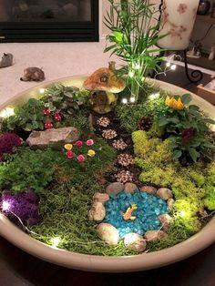 28 Best Indoor Fairy Gardens images in 2016 | Garden, Fairy