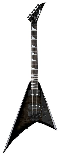Jackson RR3 Rhoads - Transparent Black