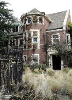 The Rosenheim Mansion is located at 1120 Westchester Place in Country Club Park, California. Tons of shows have been filmed there. It just sold in March for 3.2 mil.