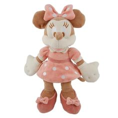 MINNIE MOUSE 11″ Organic Plush Toy