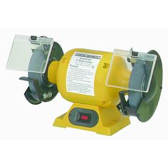 Central Machinery 39797 6 Bench Grinder