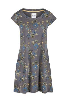 Winter Floral Dress  http://www.mistral-online.com/clothing-c50/tunics-dresses-c1/winter-floral-dress-blues-dried-tobacco-mix-p17100