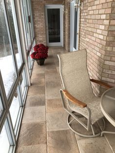 Over 70 years old & #installing DekTek Tile! Yep, you heard it right! This Michigan couple in their 70's #installed the #concreteflooring on their #porch! Not only does DekTek's concrete decking exude elegance, but the #deck tile are also a very basic installation. These DIYers installed the tile right over their existing #composite #decking! Depending on your application, we have lots of install options.