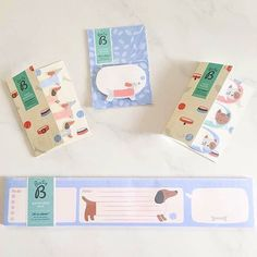 """It makes us hapy too """"New stationery makes me happy 😍 thank you for my cute things!"""