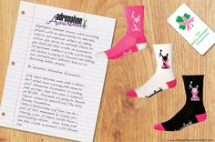 Adrenaline Lacrosse has announced a new initiative to give back called Adrenaline Awareness. Adreanline Awareness, each month, will choose a foundation/organization to partner with, in which a portion of proceeds will be donated. Kelly Rooney Foundation is the partner for next month's Adrenaline Awareness product. October is the Breast Cancer Awareness Month.  I want the white ones(: