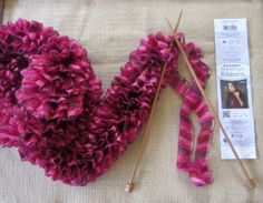 acmoore ribbon scarf yarn | WendyLynn's Paper Whims: Red Heart Boutique Ribbons Yarn Scarf