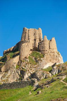 The ancient Uratian iron age fortress of Van, Van, Turkey 2