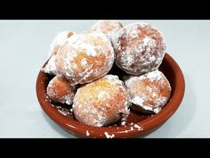 Beignets, Romanian Desserts, No Cook Desserts, Donut Recipes, Kids Meals, Donuts, French Toast, Muffin, Tasty