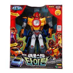 Tobot X Y Z Transformer Robot Traitan Shiedon 3 Car 1robot Kid