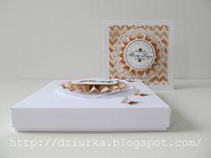 kartka w pudełku, na ślub