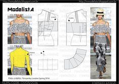O top cropped com tiras é a nova sensação do público feminino, já que une duas tendências de moda: a do sutiã strappy, com tiras em evidên...