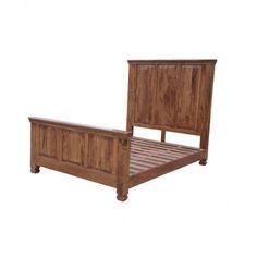 MOTI Furniture Enchanted Panel Bed