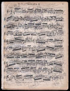 Yehudi Menuhin's marked-up copy of Bach's Solo Violin Sonata no.2, for his 13th birthday - The Strad