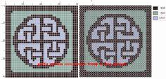 136 Free cross stitch designs celtic knots 2 stitchingcharts borduren gratis borduurpatronen keltische knopen kruissteekpatronen