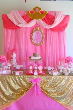 Sleeping Beauty Birthday Party 8 BURSTS Disney por KROWNKREATIONS