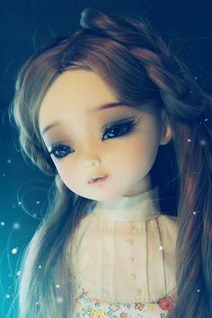 gorgeous little kawaii doll