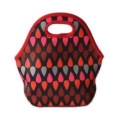 3mm thickness neoprene lunch bag lancheira bolsas lunco bolsa del almuerzo  Borsa per il pranzo tote bag with zipper leisure bags 8750f5207972e