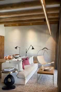 Private Bush Home – Waterberg, South Africa — Fox Browne Creative African Interior Design, South African Design, Contemporary Interior Design, Modern House Design, Home Interior Design, African House, Rooftop Design, Outdoor Fireplace Designs, Outdoor Living Rooms