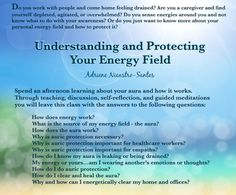 Understanding And Protecting Your Aura | Learn It Live  Live...online...learning!