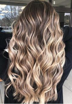 70 Flattering Balayage Ombre Highlights for Long Hair 2018