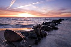 Ostsee Strand Grömitz