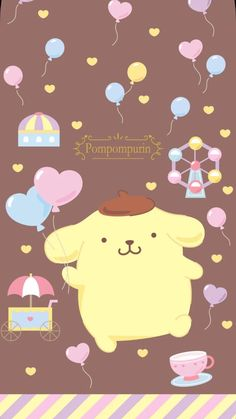 Sanrio Wallpaper, Kawaii Wallpaper, Sanrio Characters, Little Twin Stars, Wallpaper Backgrounds, Pikachu, Hello Kitty, Aesthetics, Layers
