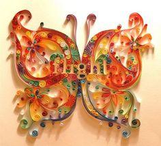 Mariposa linda