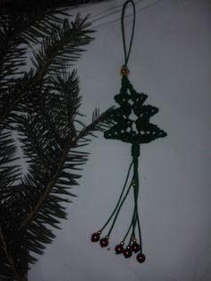 Adriana  Hobby: Mici ornamente pentru bradul de Crăciun