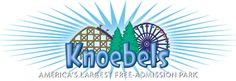 Knoebel's Amusement Park in Elysburg, PA--One of my favorite places--not because I love rides and amusement parks, but because my family does. I just love watching my kids and my husband have a blast. It's so family friendly...(I do have fun on the water slides!!!) It's the only park I know without admission, just per ride--great if you're me!