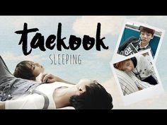 Taehyung Cuddle Jungkook | Sleeping Maknae - YouTube