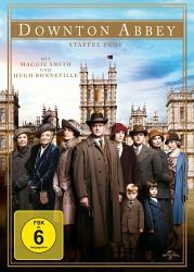 Downton Abbey - Staffel fünf (4 Discs)