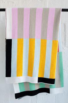 Stripes Throw - Dusen Dusen