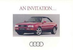 1994-Audi-Cabrio-Dealer-Showroom-Invitation-Brochure-amp-Reply-Postcard-my3336