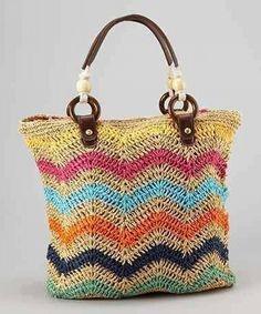Crochet Bag Pattern DIY