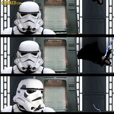 20 Awkward Star Wars Moments That Must Have Happened | Cracked.com