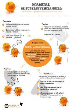 Os presentamos nuestro Manual de Supervivencia Guiri. En esta ocasión os hablamos del Piropo, algo muy español : D