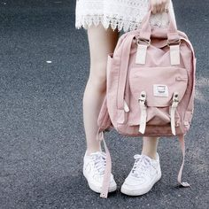 Best Seller Pink Backpack Xams Gift Ideas SAN29 Use coupon code #cutekawaii for 10% off
