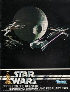 Kenner Star Wars product Supplement 1979 - cover by JasonLiebig, via Flickr