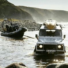 Defender expedition.