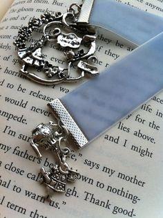 New Alice in Wonderland Bookmark!!