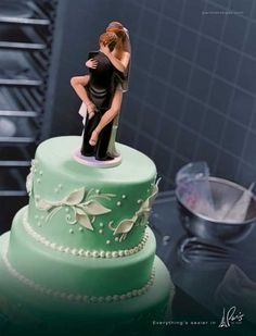 Wedding cake topper ;)