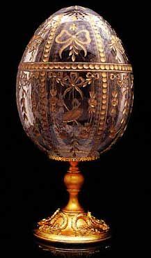 Imperial Gatchina Egg