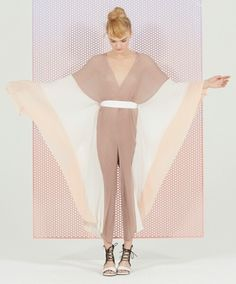 #BrandCrush @alicemccallpage blowing our minds with this show stopping chiffon pleated jumpsuit - http://www.nastygal.com/brands-alice-mccall/alice-mccall-triple-tiebreak-pleated-jumpsuit