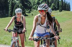 Biken im Salzburger Saalachtal auf die Wildalm im wunderschönen Unkner Heutal. Camper, Bicycle, Hay, Nice Asses, Caravan, Bike, Bicycle Kick, Campers, Bicycles