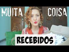 Vídeo: Recebidos do Mês – MUITA COISA!