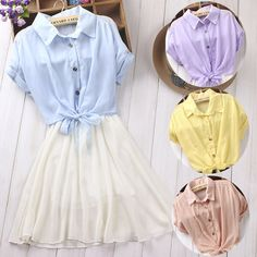 Fashion women chiffon dress sold by Fashion Kawaii [Japan & Korea]. Shop more products from Fashion Kawaii [Japan & Korea] on Storenvy, the home of independent small businesses all over the world.