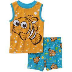 Finding Nemo Baby Toddler Boy 2-Piece Pajama Set