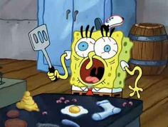 When you remember you still have homework at 10 p. on a Sunday night: 23 SpongeBob Reactions For Everyday Situations Spongebob Faces, Spongebob Drawings, Funny Spongebob Memes, Cartoon Memes, Cartoon Pics, Spongebob Painting, Spongebob Squarepants, Funny Wallpapers, Reaction Pictures
