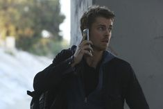 """The second half of """"Agents of SHIELD"""" season 3 will not only see the formation of the Secret Warriors but may touch on a romance between Daisy & Lincoln. Lincoln Agents Of Shield, Agents Of Shield Seasons, Marvels Agents Of Shield, Luke Mitchell, Man Movies, Comic Movies, Le Shield, Lincoln Campbell, Agents Of Shield"""