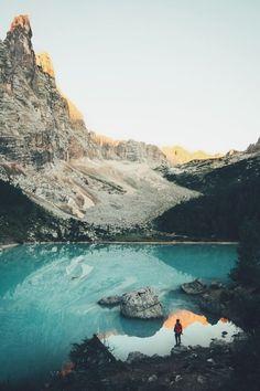 alecsgrg:Lago di Sorapis | ( by Lennart Pagel )
